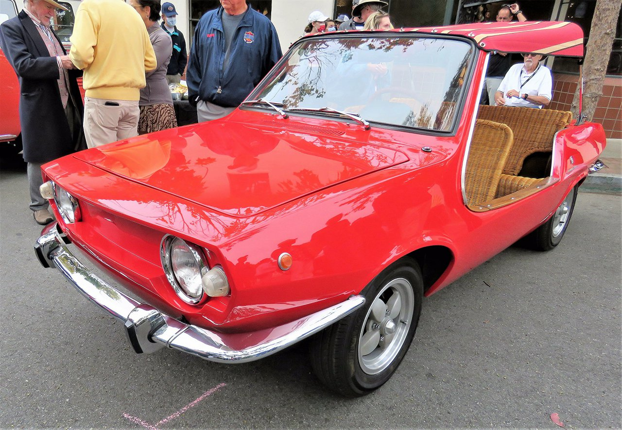 carmel, Carmel concours is back, with great old cars and an impressive turnout, ClassicCars.com Journal
