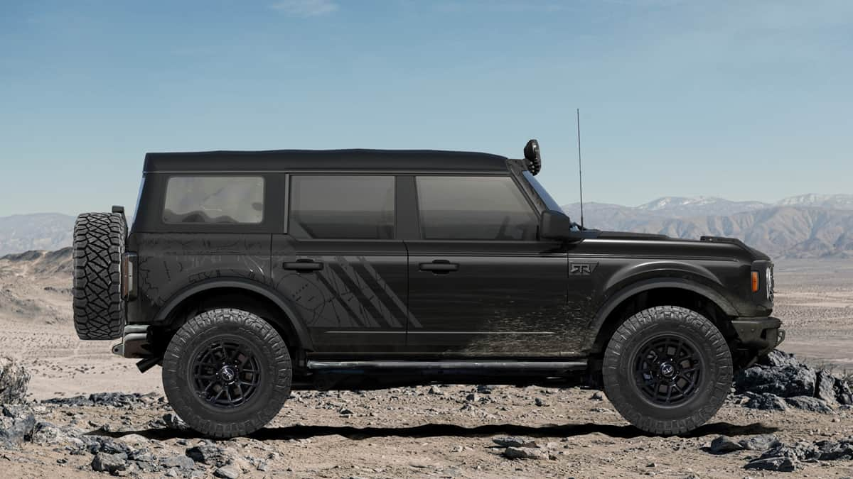 1-of-1 Ford Bronco RTR