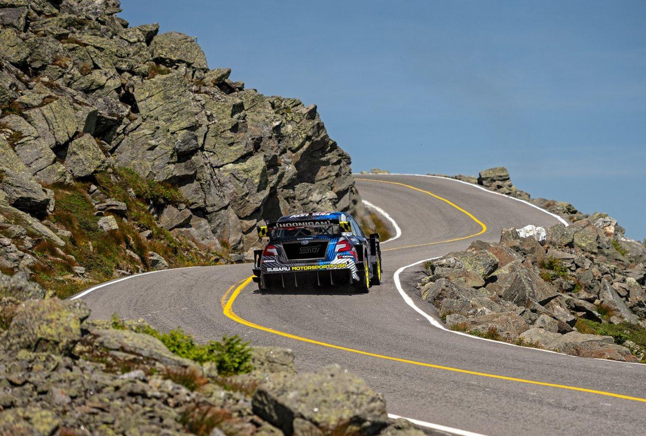 Subaru, Subaru and Travis Pastrana set record at Mt. Washington Hillclimb, ClassicCars.com Journal