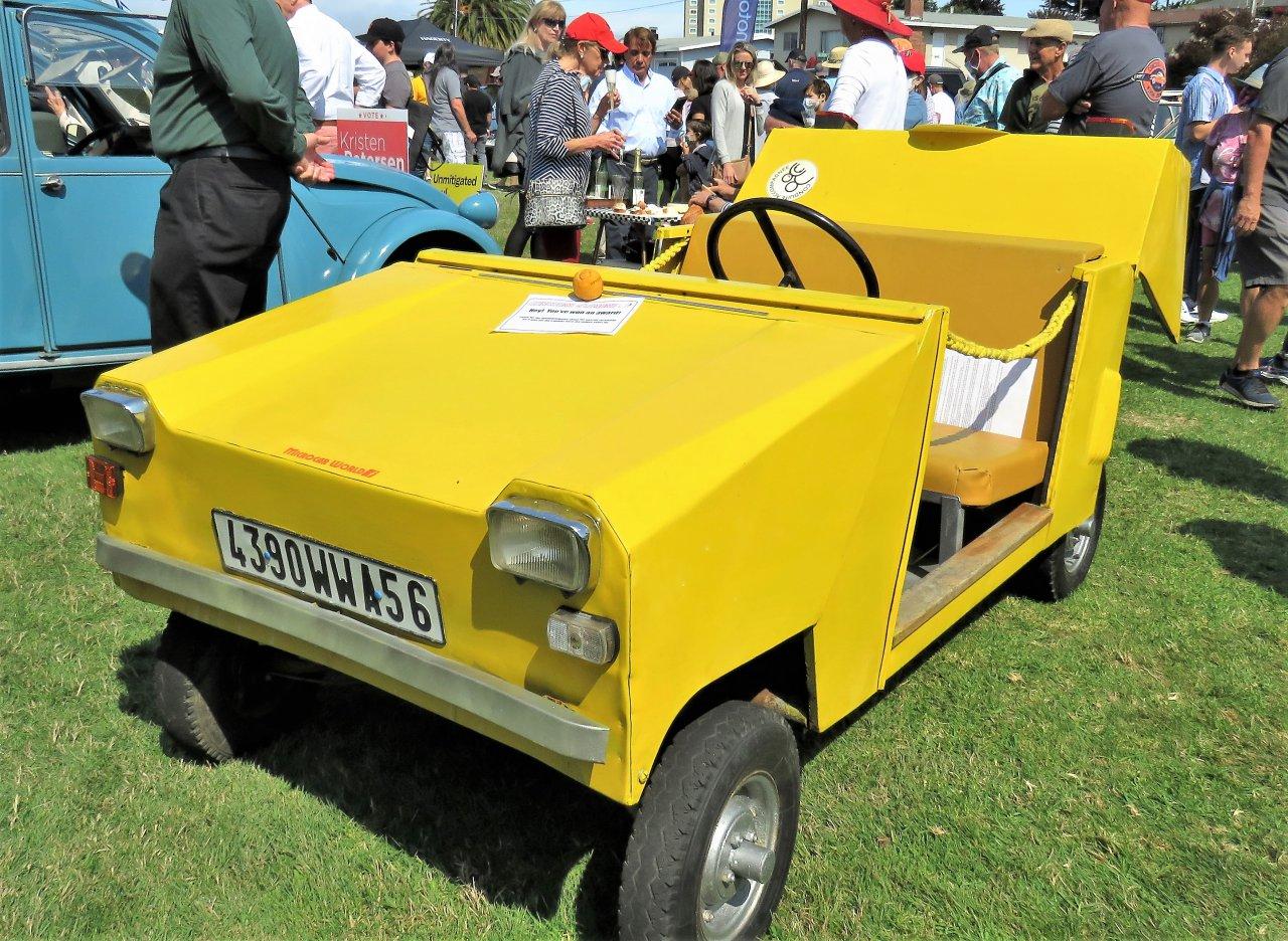 """citrinos, """"Concours d'LeMons"""" pristato blogiausią Monterėjaus automobilių savaitę, skelbia """"ClassicCars.com Journal"""""""