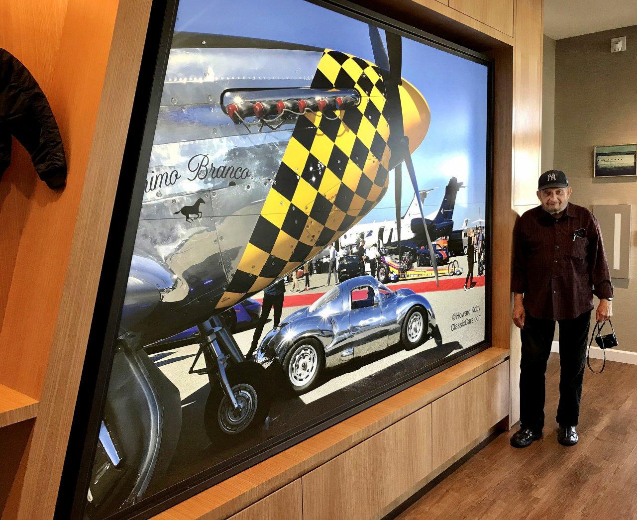 Jet Center, Linkage: McCall's Jet Center party returns, ClassicCars.com Journal