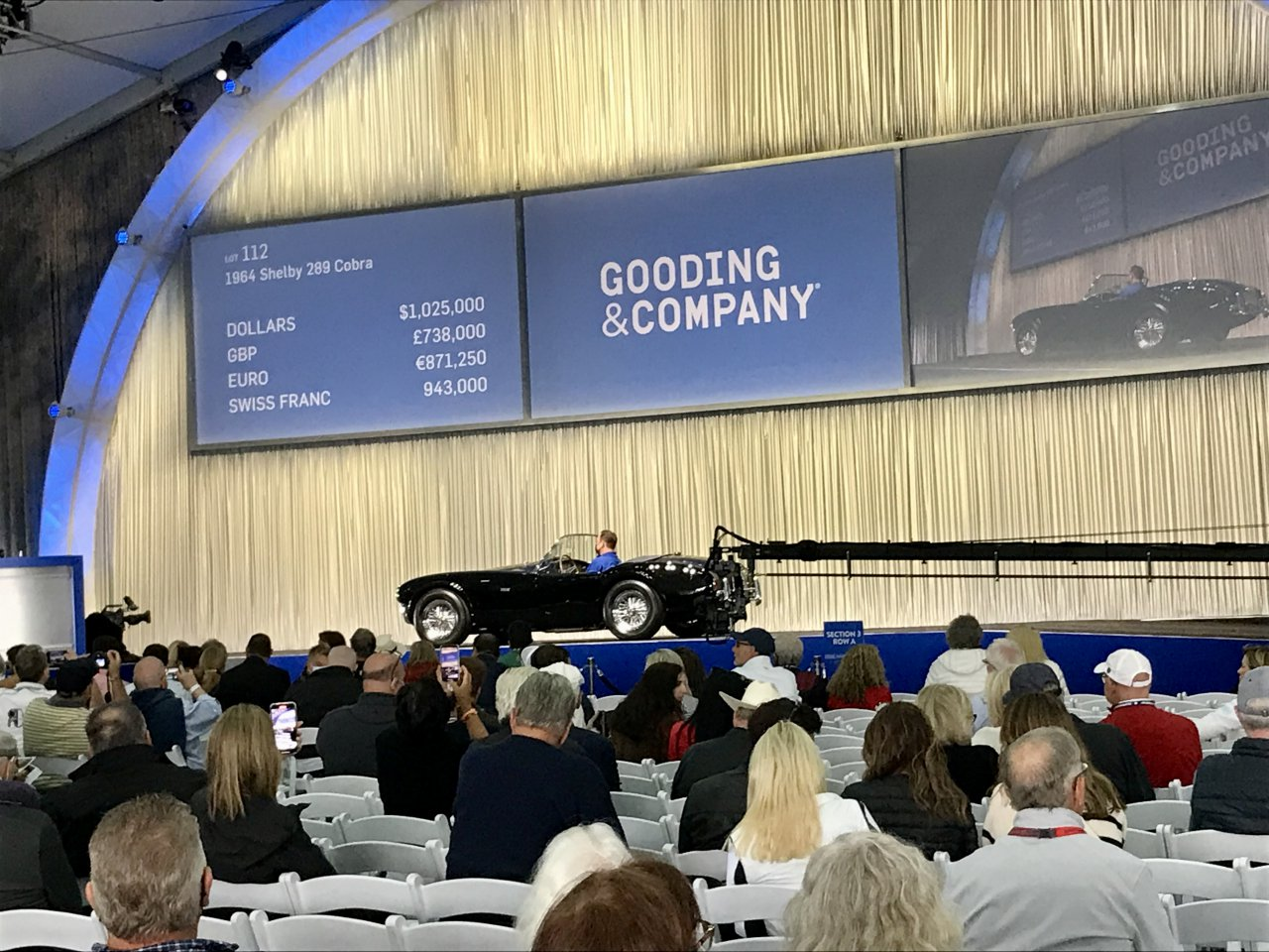 Monterey, Monterey auctions: Better cars bring higher prices, ClassicCars.com Journal