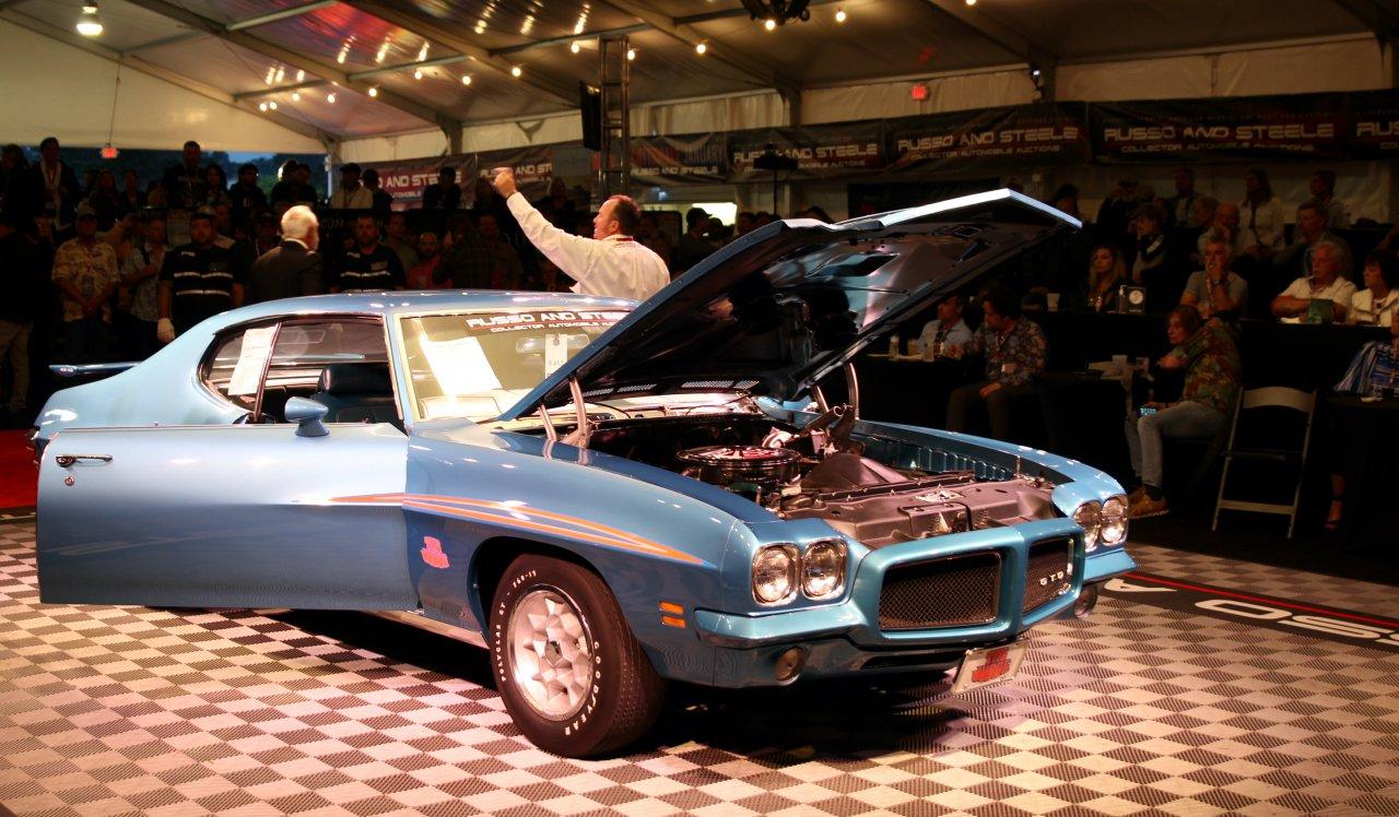 Monterey, $20 million McLaren sale propels Monterey auction totals, ClassicCars.com Journal
