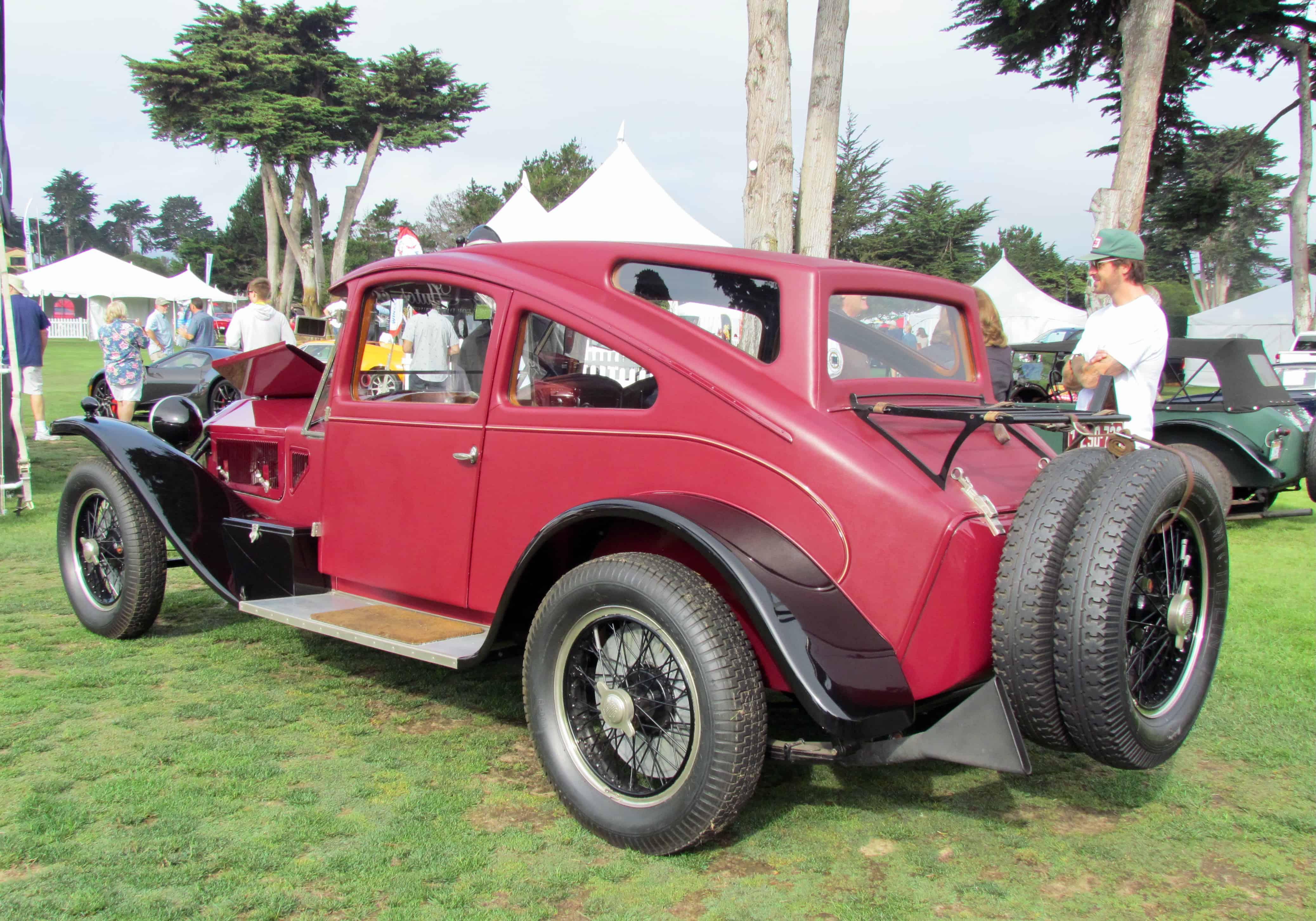 1927 Lancia Airway