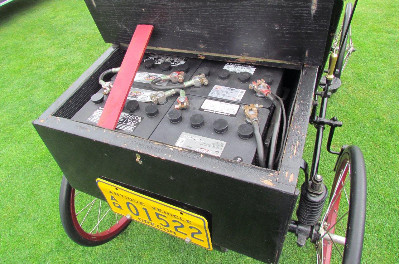 """elektrinių transporto priemonių, """"Pebble Beach"""" apžvelgia ankstyvąsias elektrines transporto priemones, """"ClassicCars.com Journal"""""""