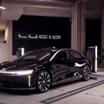Lucid-Air-at-Charging-Station_Scottsdale_Fashion-Square