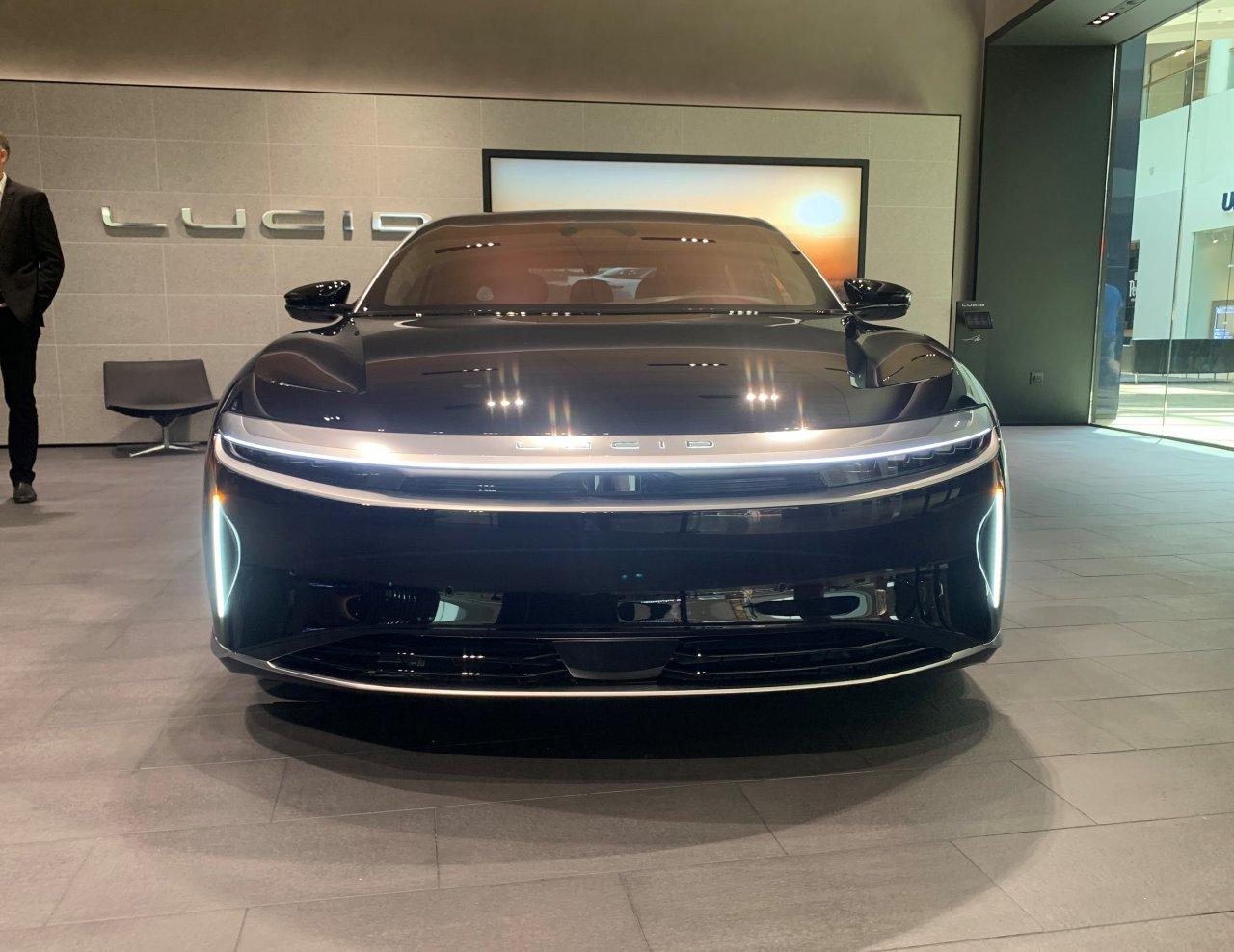 Lucid, We visit a Lucid Motors electric-vehicle showroom, ClassicCars.com Journal