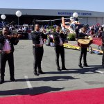 Mariachi band entertains #2440-Howard Koby photo