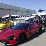 McLaren-Ferrari-Jets #2430-Howard Koby Photo