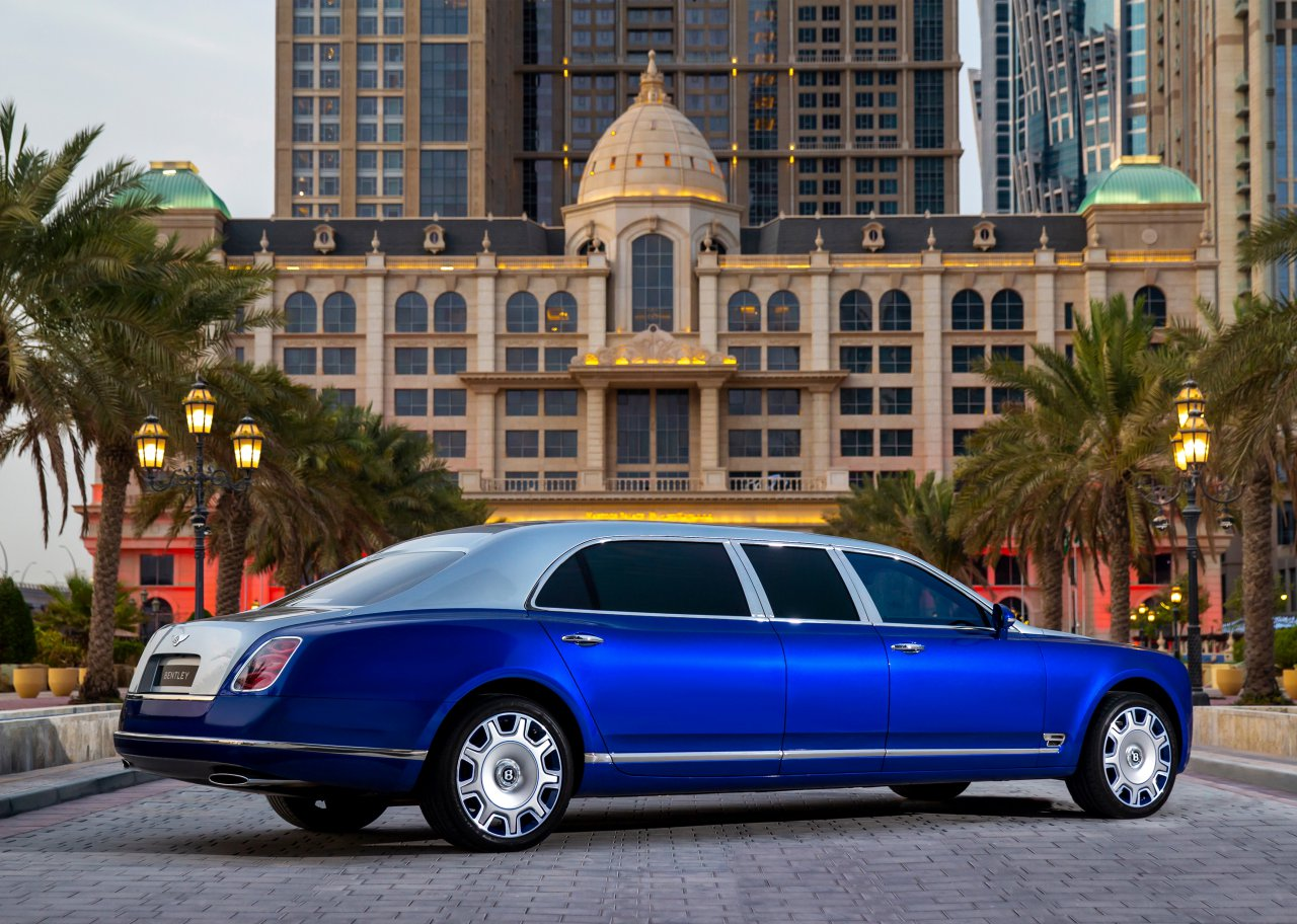 Bentley, Bentley has 5 unused 2015 limousines for sale, ClassicCars.com Journal