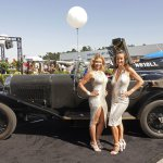 Petty girls, cars and planes #2419-Howard Koby photo