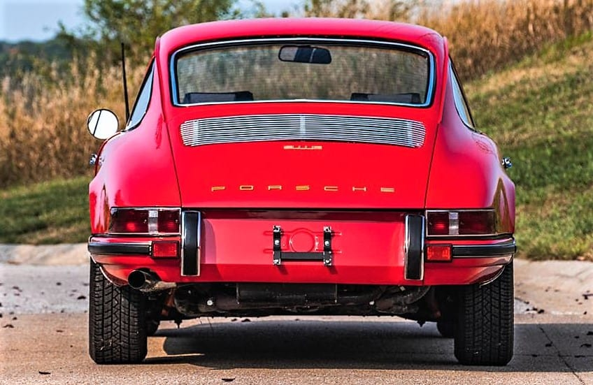 porsche, Pick of the Day: 1969 Porsche 911E, great early model in decent condition, ClassicCars.com Journal