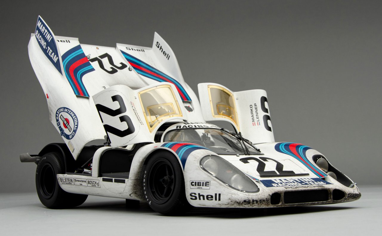 Le Mans, Scale models of Le Mans icons coming, ClassicCars.com Journal