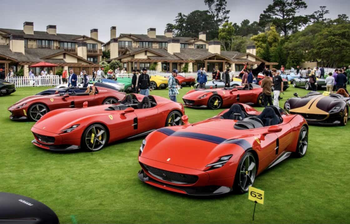 Pebble Beach, Max Girardo's 5 takeaways from Pebble Beach and Monterey Car Week 2021, ClassicCars.com Journal