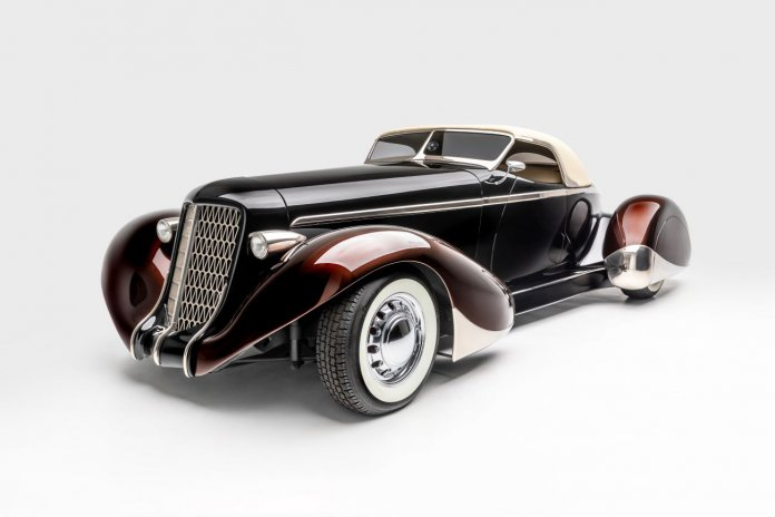 "1936 Auburn Speedster replica ""Slow Burn"