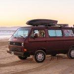 VW Vanagon Westfalia Ruby