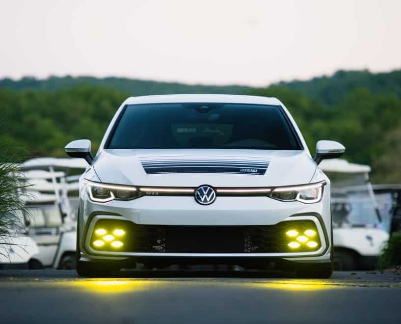 Golf, Volkswagen Golf GTI BBS concept combines past and present, ClassicCars.com Journal