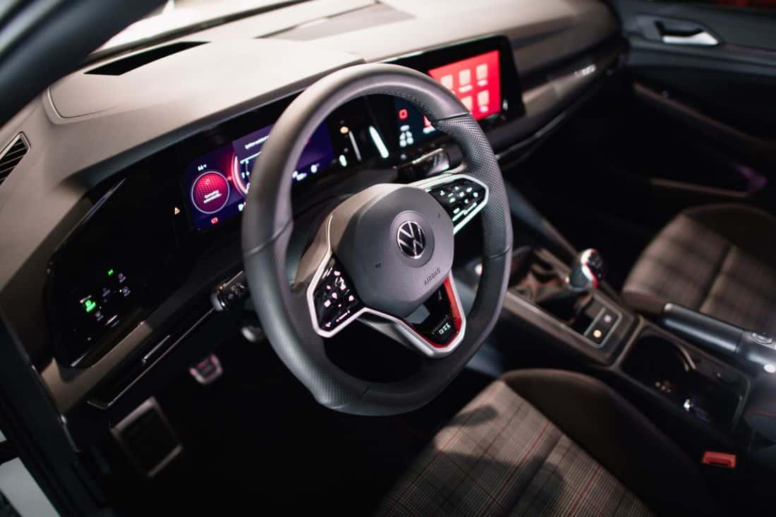 Volkswagen Golf GTI BBS concept 6