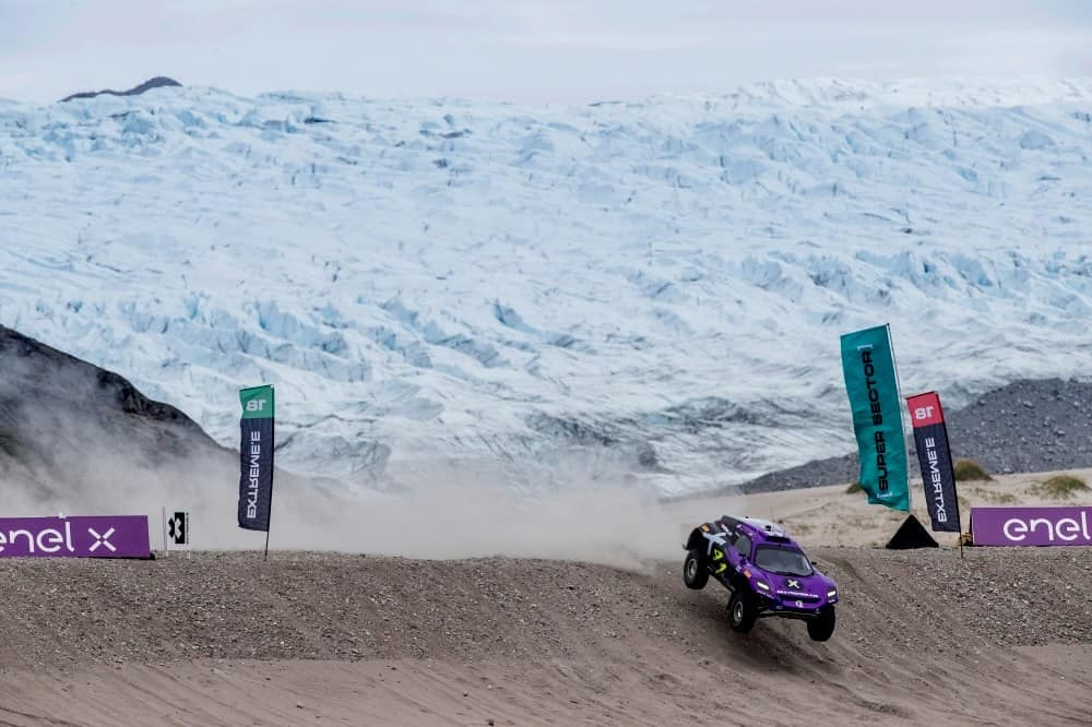 Greenland, Andretti team wins Greenland's first motorsports event, ClassicCars.com Journal