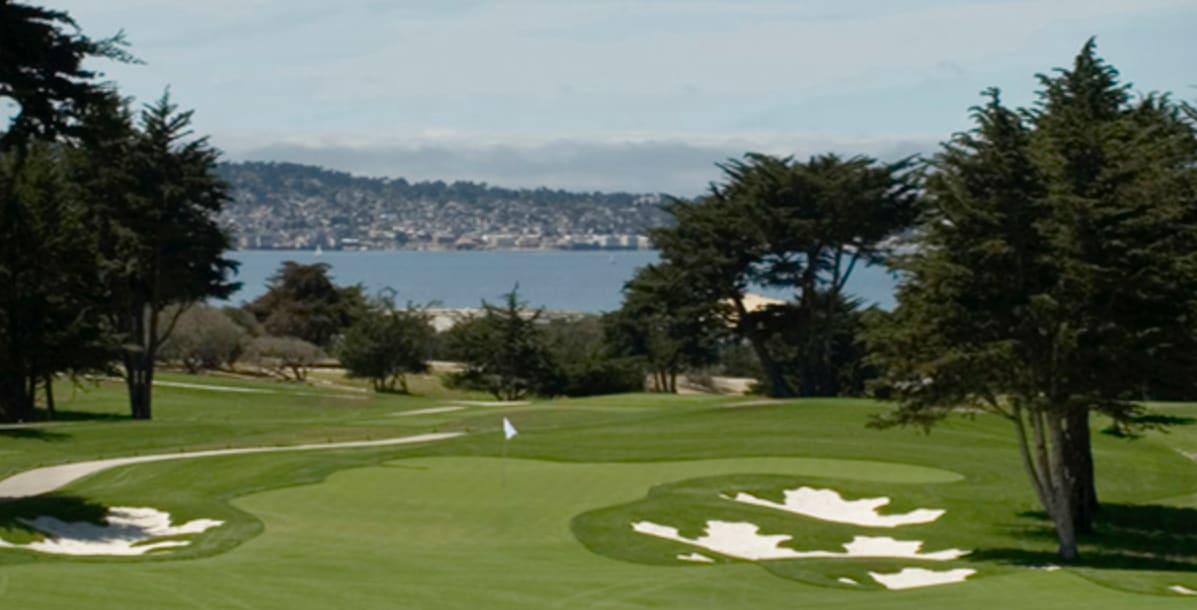 Bayonet golf course