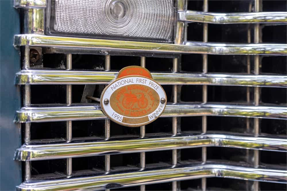 1941 Cadillac Series 62  badge