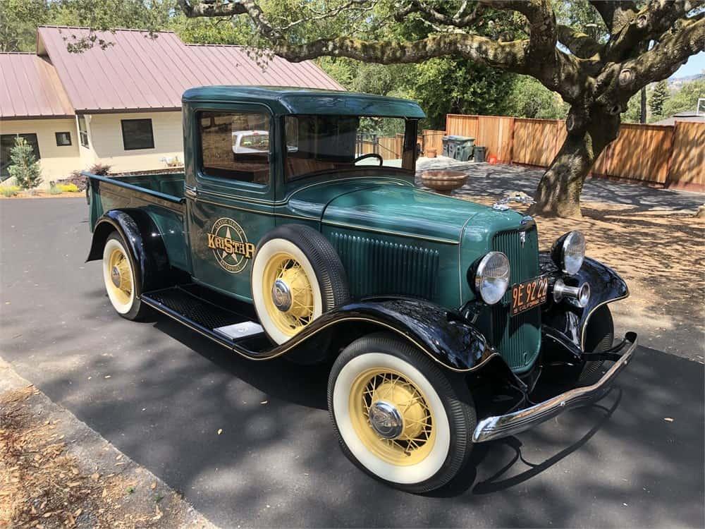 1933 Ford Model B