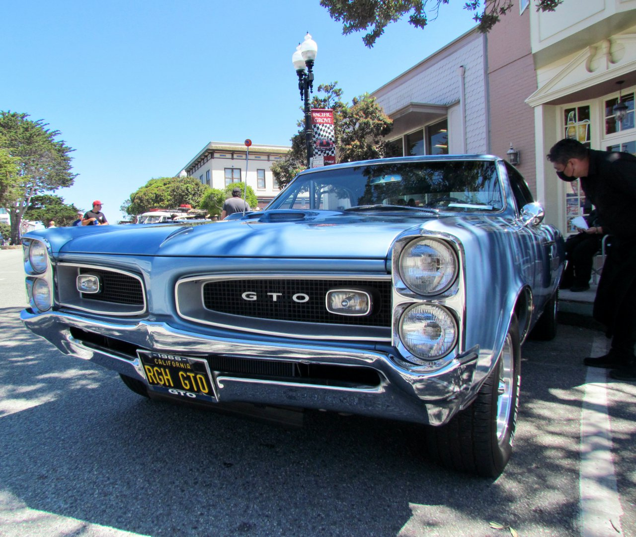 """Monterey, ką veikėte pandemijos metu?  Paulas Molfino restauravo """"63 Nova"""", """"ClassicCars.com Journal"""""""