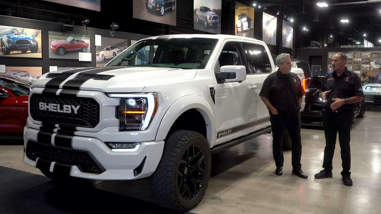 2021 Shelby Ford F-150