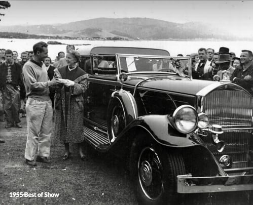 Pebble Beach, How soon we forget: Post-war sports cars were early Pebble Beach stars, ClassicCars.com Journal