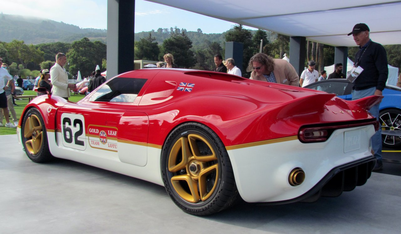 Monterey, More than classics: Monterey Car Week is a new car showcase, ClassicCars.com Journal