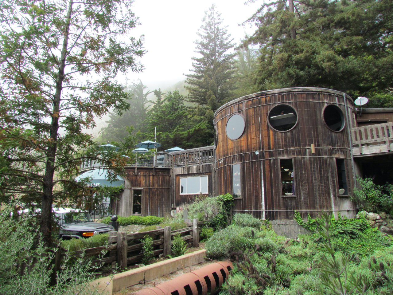 Coast down to Big Sur for a collector car treat