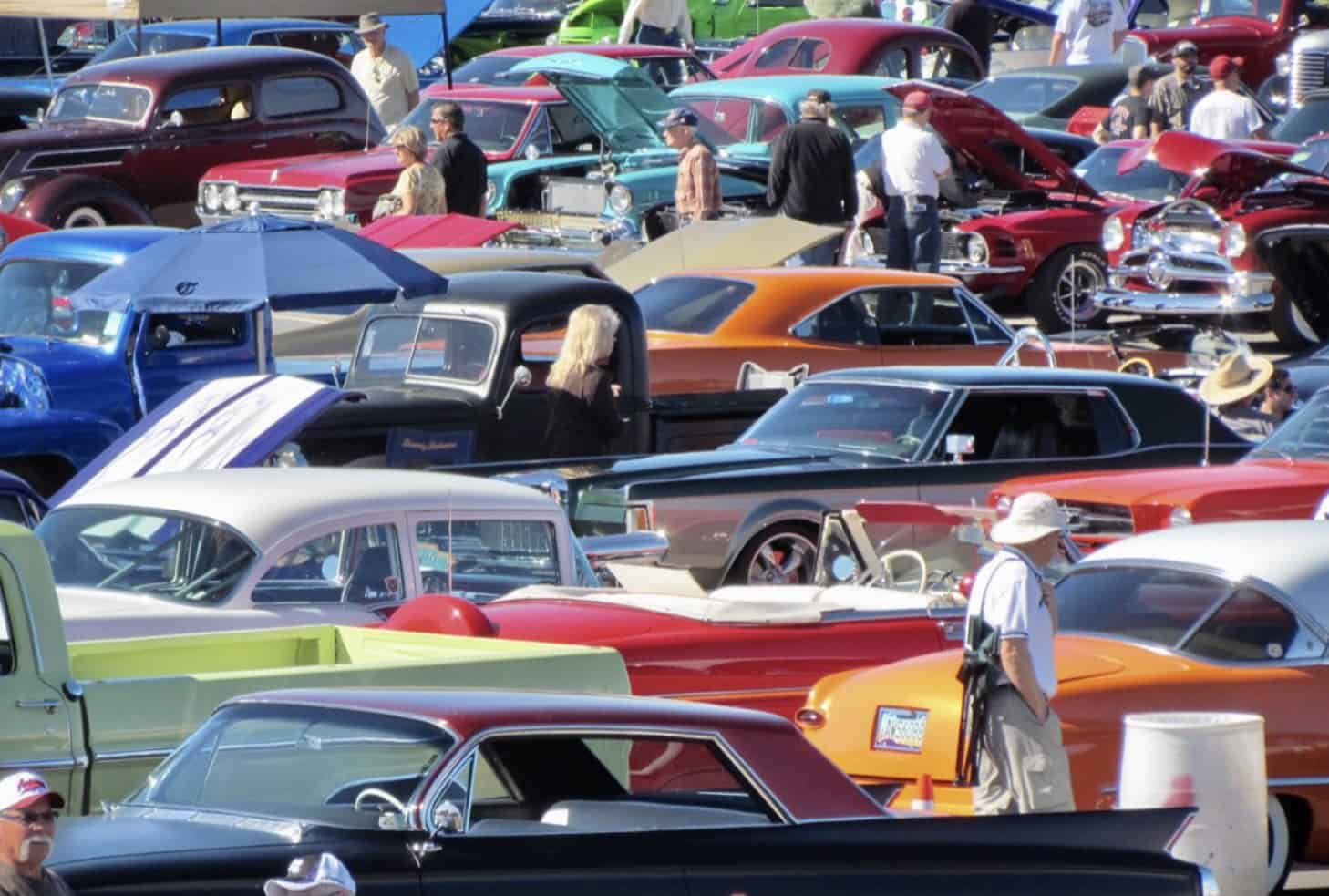 Ready to sell your collector car? We'll share sales tips in September