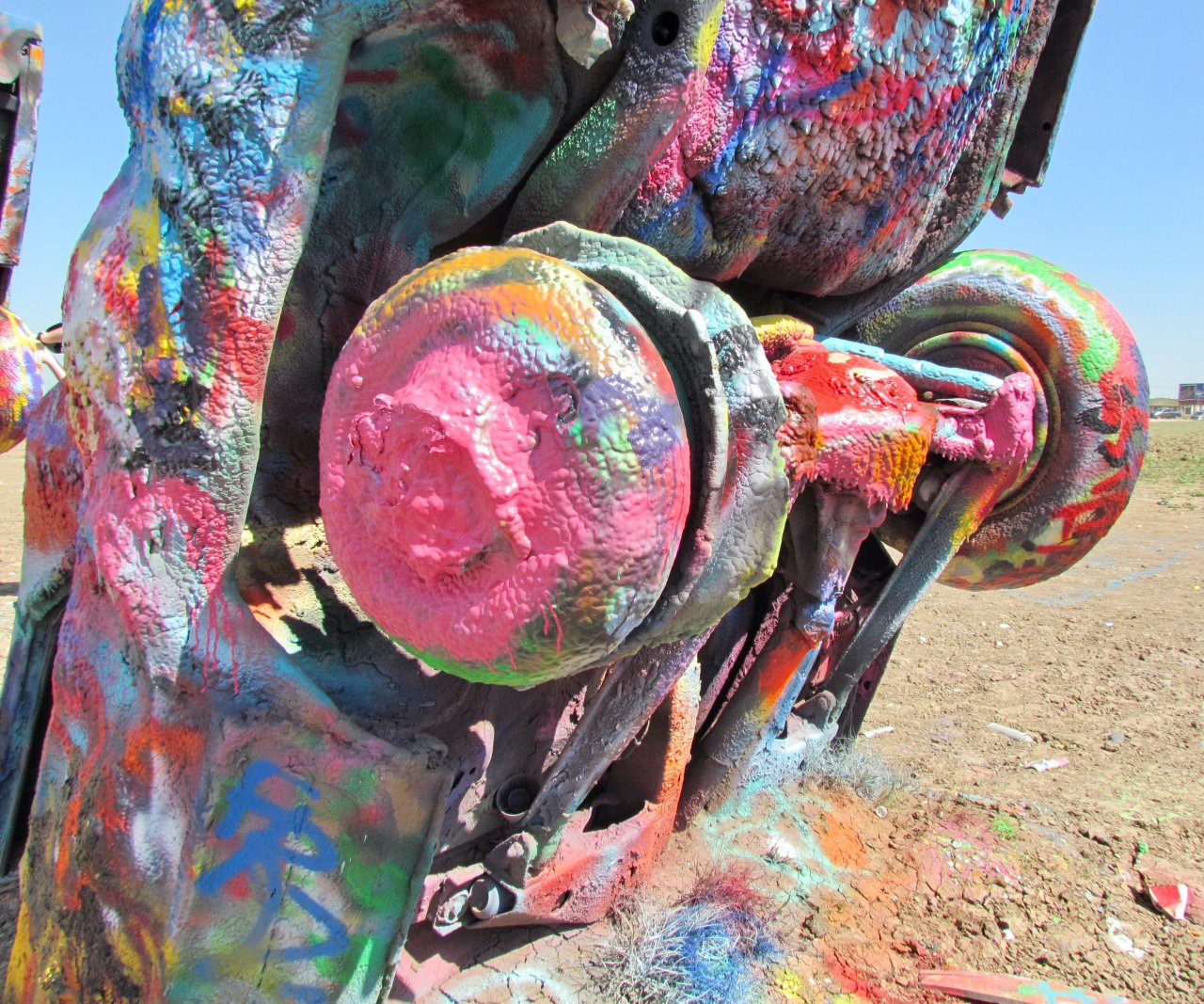 Cadillac Ranch, Changes don't alter the essence of Cadillac Ranch, ClassicCars.com Journal