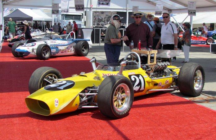 vintage Indy