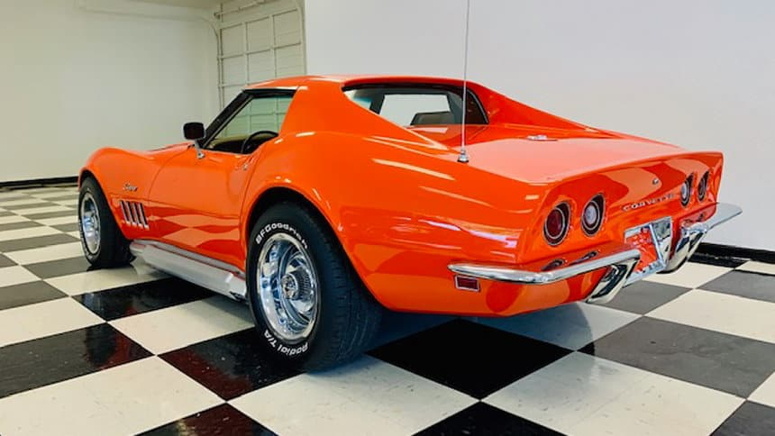 Corvette, Win this 1969 Vette and support St. Jude's, ClassicCars.com Journal