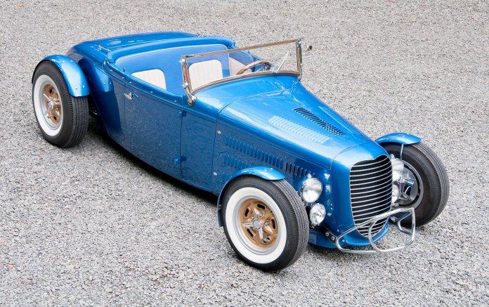 FitzGerald '32 Ford