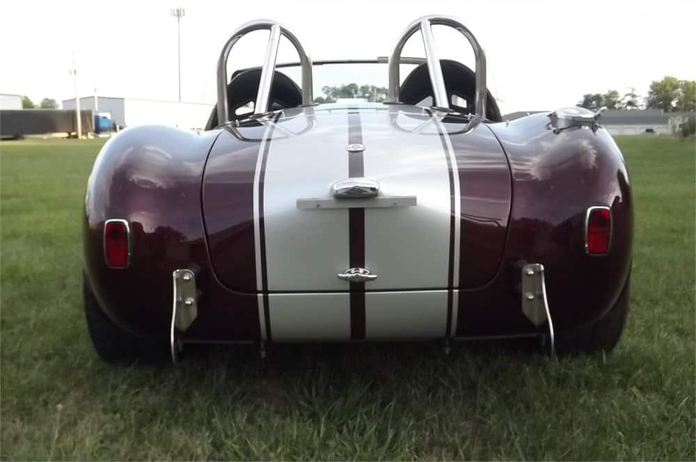 Cobra, AutoHunter Spotlight: 1966 Shelby Cobra replica, ClassicCars.com Journal