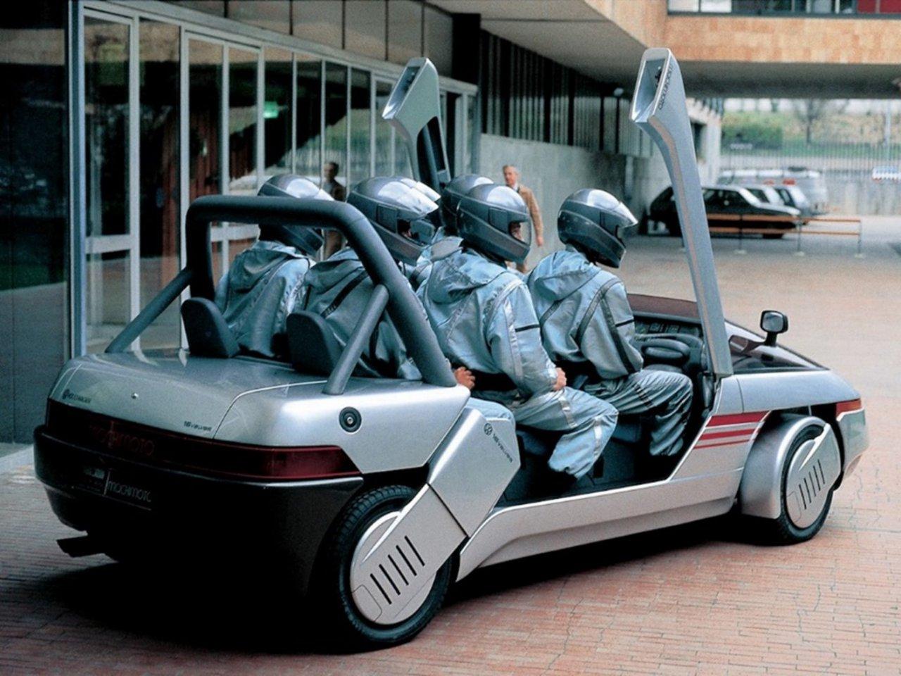 Italdesign Machimoto Volkswagen concept car