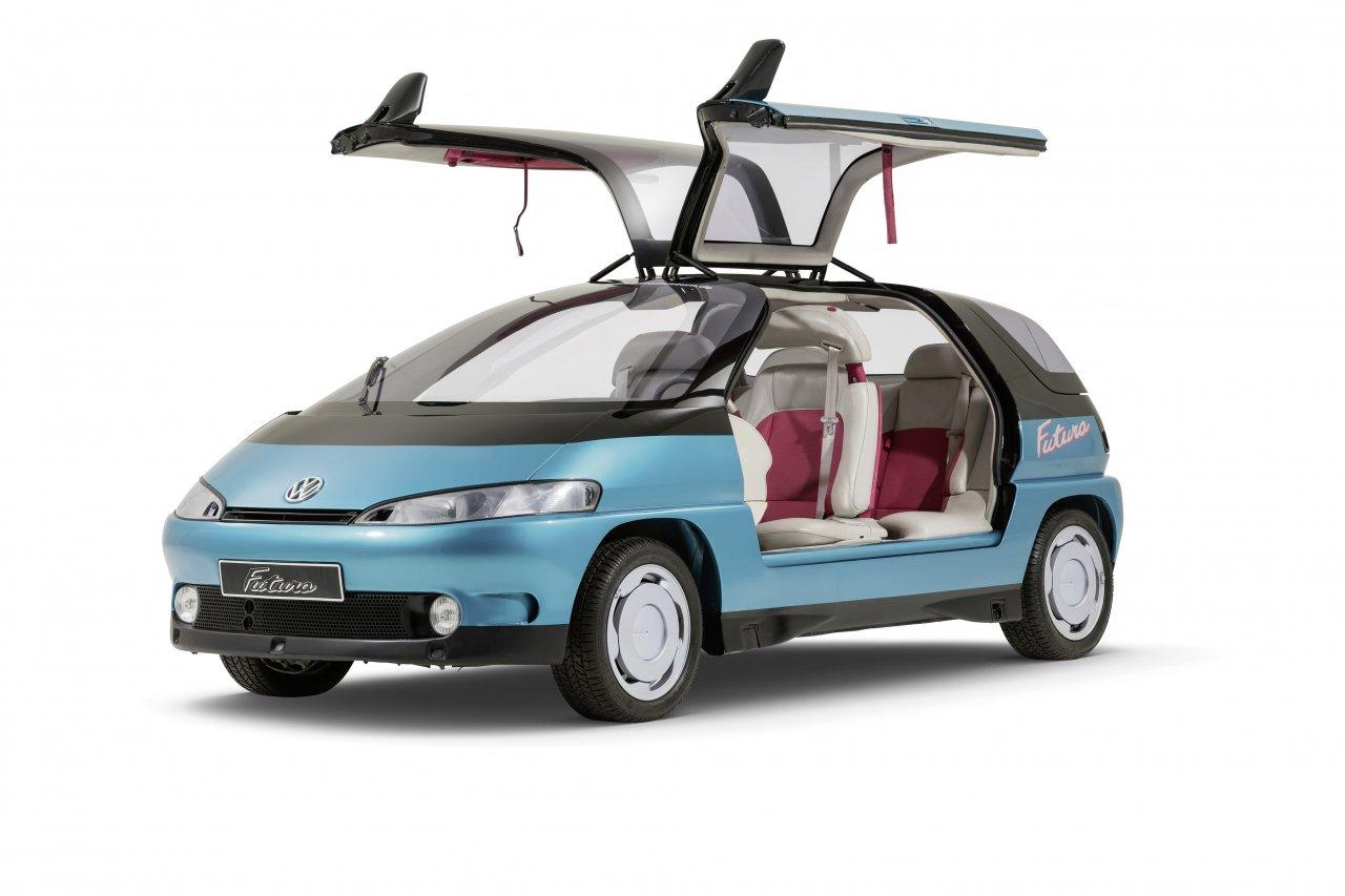 Futura Volkswagen concept car