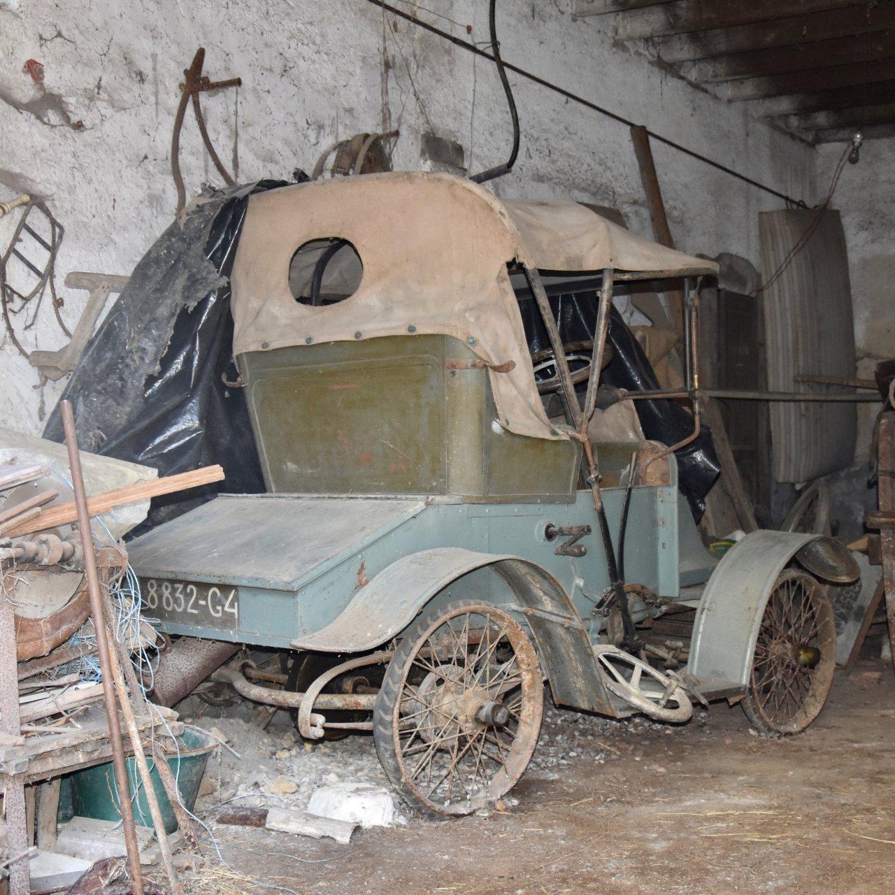 Artcurial, Rally cars, barn-found 1903 De Dion Bouton headline Artcurial auction, ClassicCars.com Journal