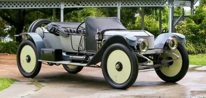 1912 Stanley roadster tribute