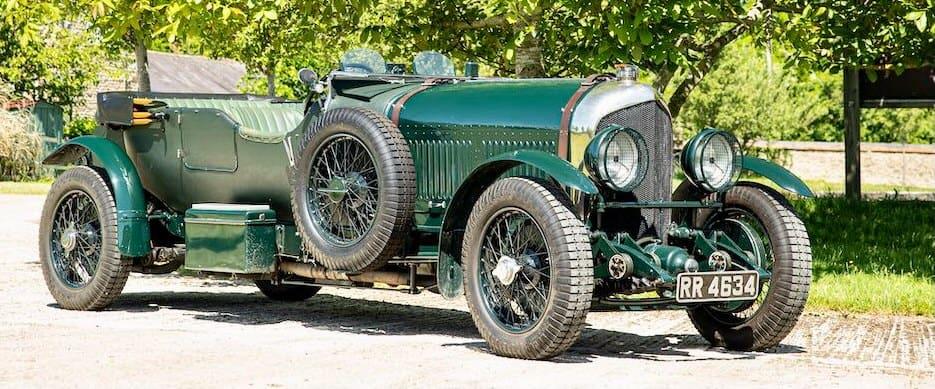 Bonhams, Jaguars, Bentleys dominate Bonhams sale at Goodwood Revival, ClassicCars.com Journal