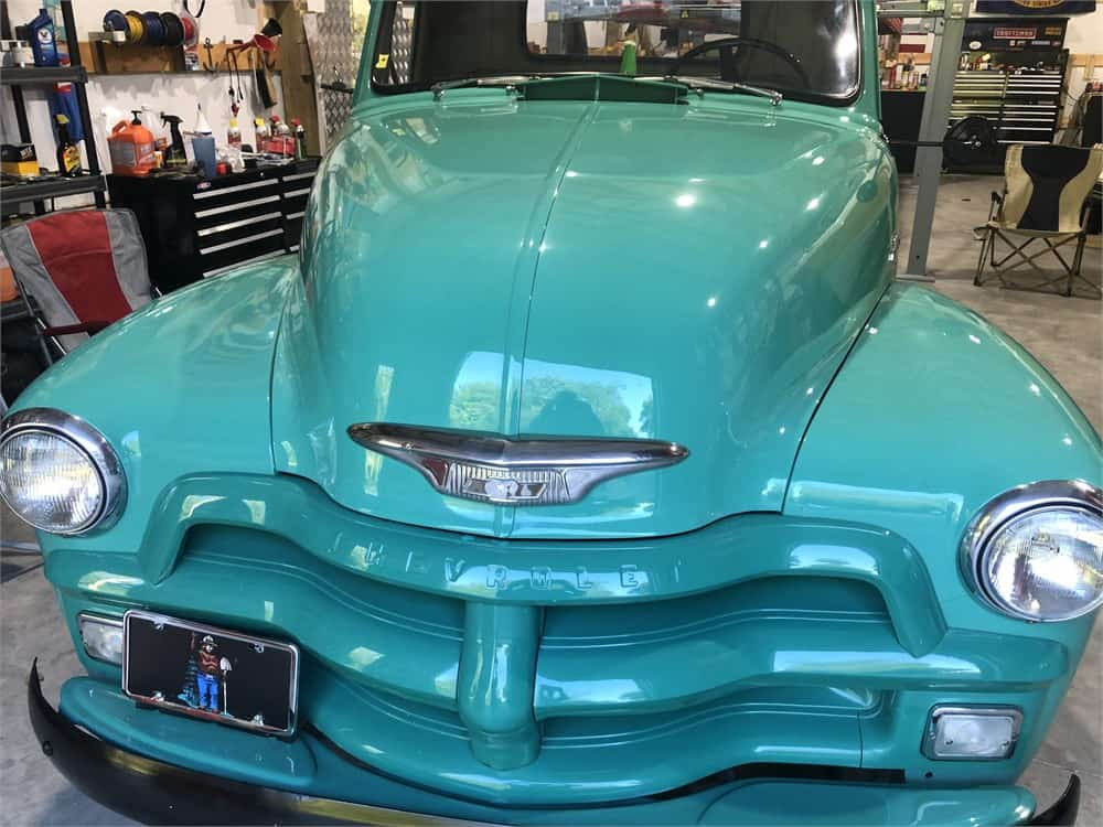 chevy, AutoHunter Spotlight: US Forestry Service 1954 Chevy 3100, ClassicCars.com Journal