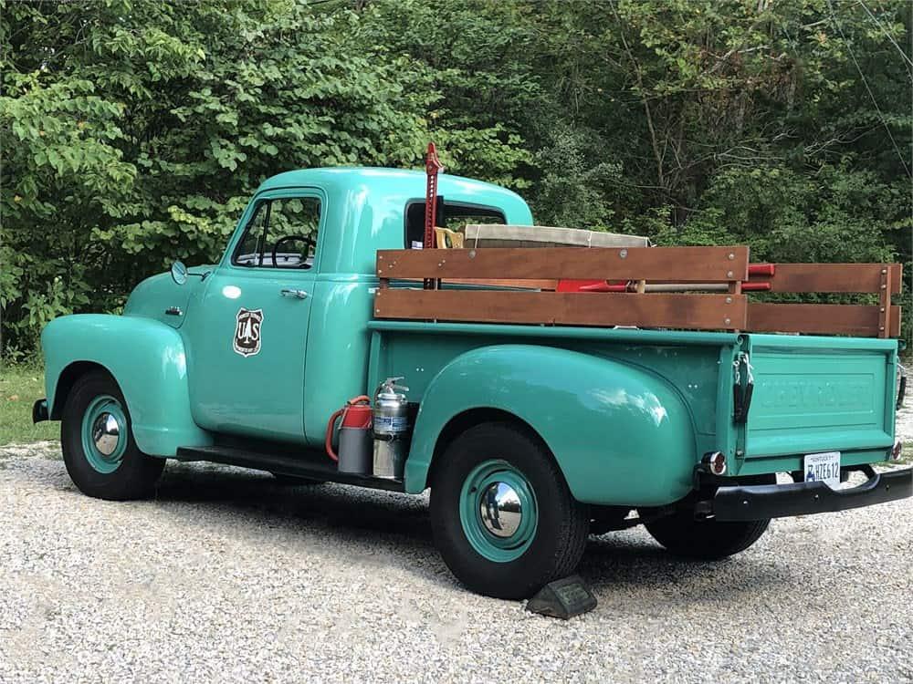 1954 Chevy 3100