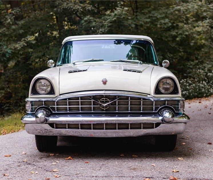 Packard, AutoHunter Spotlight: 1956 Packard Caribbean, ClassicCars.com Journal
