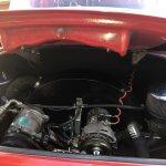 1957-Porsche-356-replica-engine