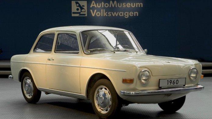 1960 Volkswagen EA97 prototype