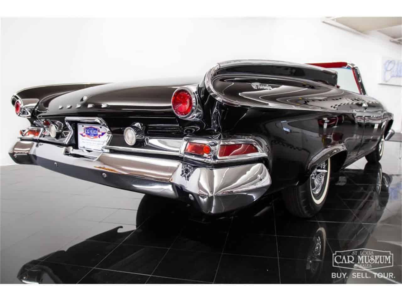 Dart, Pick of the Day: 1961 Dart Phoenix D-500 convertible, rare piece of Dodge history, ClassicCars.com Journal
