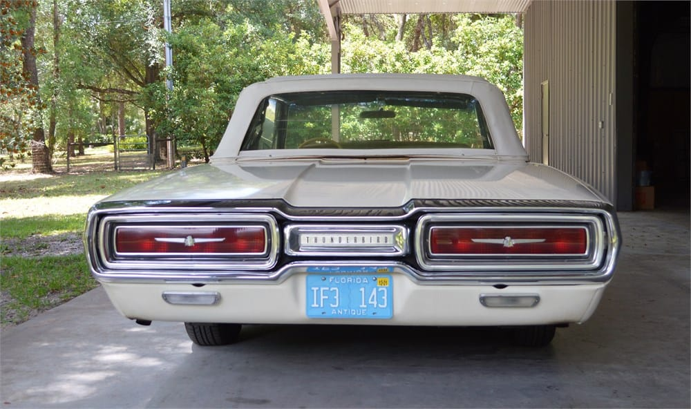 Thunderbird, AutoHunter Spotlight: 1964 Ford Thunderbird, ClassicCars.com Journal