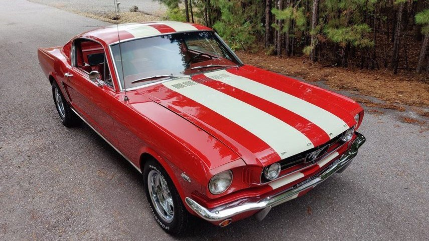 1965 Ford Mustang Fastback on AutoHunter